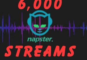 Get your Napster viral music streaming promotion.