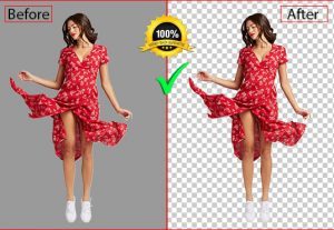 I will edit 20 images for e-commerce site