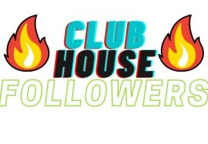 CLUBHOUSE FAST REAL FOLLOWERS HQ GUARANTEED FOR LIFE + INSTANT DELIVERY