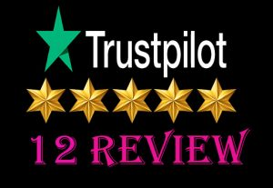 I will give you (12) real and permanent TP Reviews