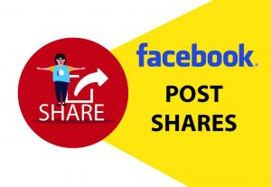 Do 200+ Facebook Shares for Post, Photo, or Video