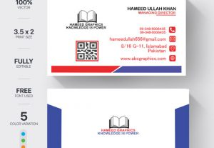 I will design outstanding business card in adobe photoshop and adobe illustrator