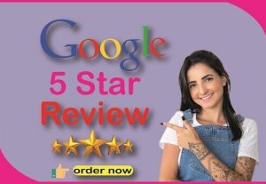 I Will Provide you 91 Real and Non-Drop Reviews||5 Star Google Reviews||Website Review