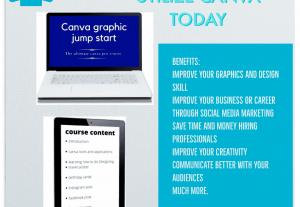 Learn Canva full course 2021 for social media