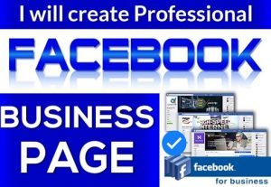 I will Create and Setup your Facebook Business or Fan Page
