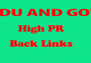20+ EDU-GOV Safe SEO Backlinks Authority Site to Boost Your Google Ranking