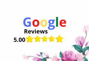 I will provide you 10 Google reviews permanently