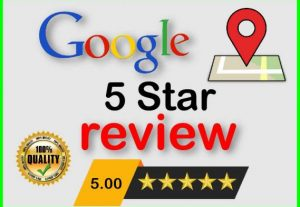 I Will Provide you 45 Real and Non-Drop Reviews||5 Star Google Reviews||Website Review