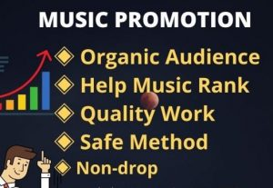 Get 100K Soundcloud Plays, 200 Likes, 100 Reposts, and 10 Comments