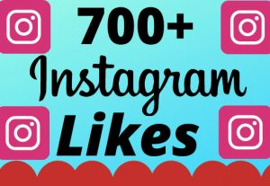 I will add 700+ real and organic  Instagram likes for your business