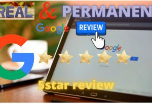 I'll give you 5star Google review