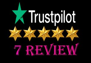 I will give you (7) real and permanent TP Reviews