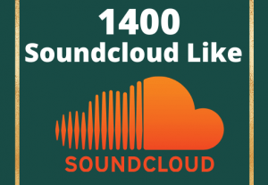 1400 SOUNDCLOUD HIGH QUALITY LIKES