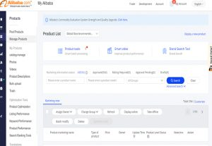 I will do product listing on alibaba, cheap rate alibaba listings