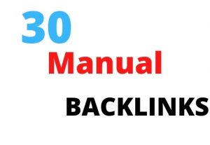 I will build do-follow backlinks from pins