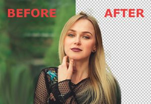 I will remove background from pictures and product images