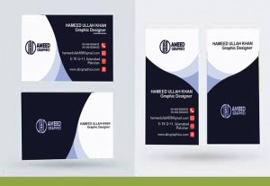 I will design outstanding business card and stationary