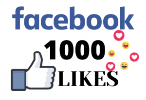 Get 1000 facebook Post likes – Non-drop – Fast delivery- HQ