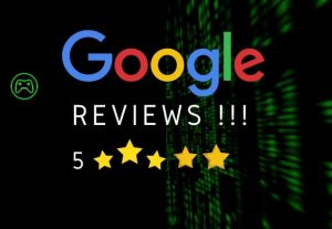 You will get SEO FRIENDLY 10 Permanent Google review