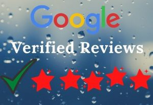 I will provide you permanent 10 google reviews on your google website