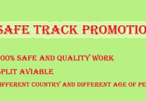 Viral track promotion and send real 5000 visitors