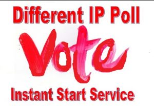 I will Different IP 1000+ Votes Any Online Voting Contest poll votes