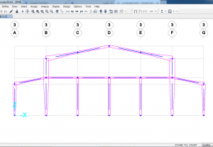 steel & concrete structure design and analysis in Etabs and Autocad With AICS,ACI,EURO,BS,DIN Codes