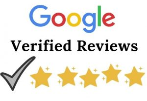 I will write Permanent 6 google reviews for your website