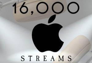 Get your 16,000+ Apple viral music streaming promotion.