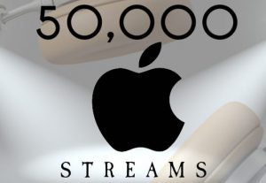 Get your 50,000+ Apple viral music streaming promotion.