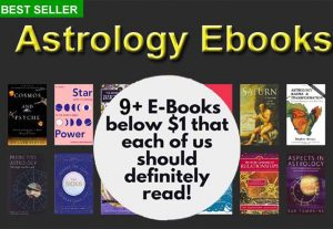 I will give you 10 astrology learning ebooks