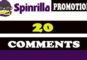 Spinrilla Music Promotion 20 comments