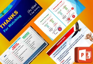 I will design attractive PowerPoint presentation or slides in 24 hours