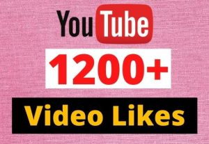 Give 1200 to 1500 YouTube Likes in your Youtube video 100% Guaranteed real and organic.