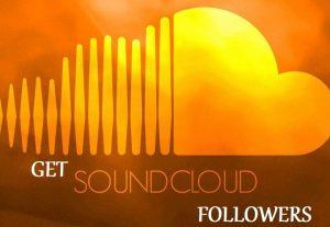 Get 3000+ SoundCloud Organic and Real Followers , Non-drop & Lifetime guaranteed