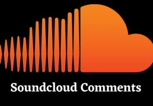Add 100 Soundcloud comments & 50 Likes raving about your music!
