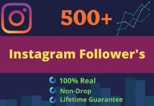 Promote Your Instagram For 500 Followers & 50 Comments | GUARANTEE SERVICE
