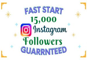I will add 1500+Followers  to your Instagram Instantly, High Quality & Non-Drop Guaranteed