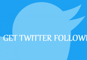 Give You 500 Twitter Followers 100% Real & Non-Drop