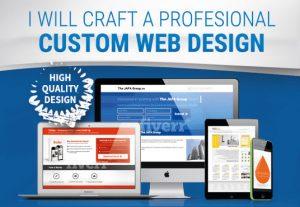 i will responsive website design
