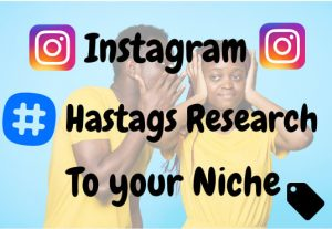 I will research and give 30 hashtag for Instagram