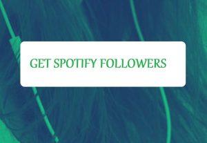 Get 1000+ Spotify Artist or playlist Followers,High Quality