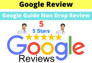 I will Provide 5 Permanent High-Quality Non-Drop Google Reviews