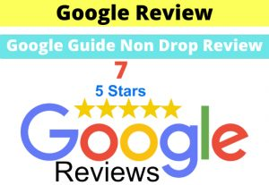 Provide 7 Permanent 5 Star Google Review