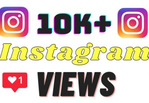 I will add 10k+ Instagram views ,all views are 100% real and organic.