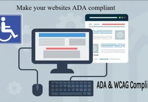 I will Make your websites ADA compliant