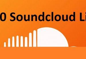 GET 1500 soundcloud LIKES NON-DROP