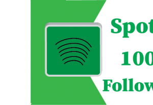 1000+ Spotify Followers,Best Quality and Lifetime guaranteed,
