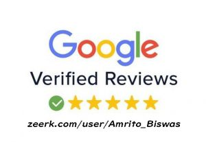 I will Provide You 5 Permanent Google Reviews,5 Star