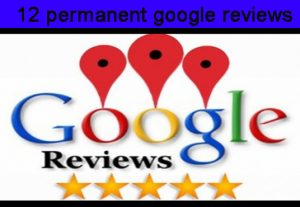 You will get 12 google map permanent reviews from your targeted area according to your instruction